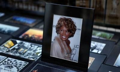 Mariah Carey recordó a Whitney Houston
