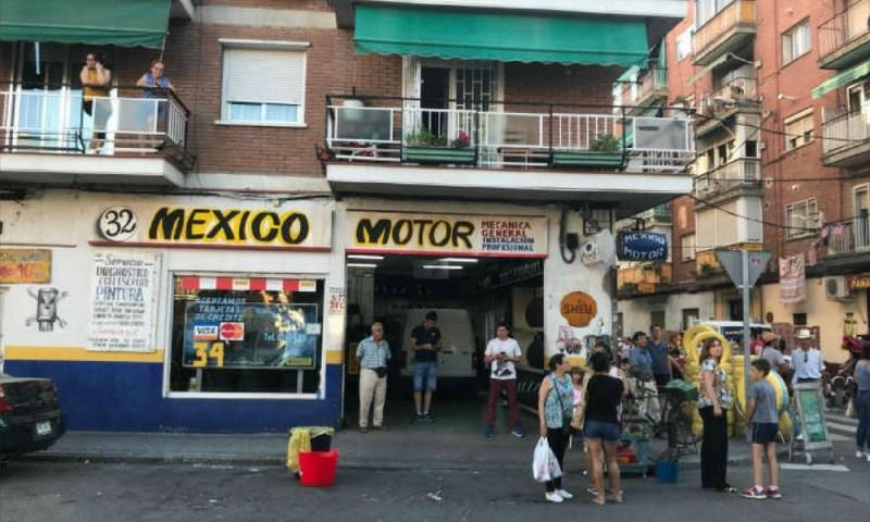 Graban escenas de 'Terminator 6' en un México falso por miedo a la violencia Terminator-6-en-un-M%C3%A9xico-falso-3