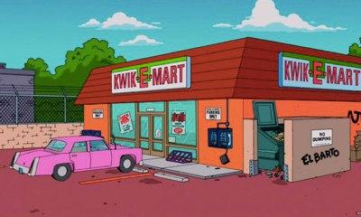 Kwik-E-Mart de los Simpson