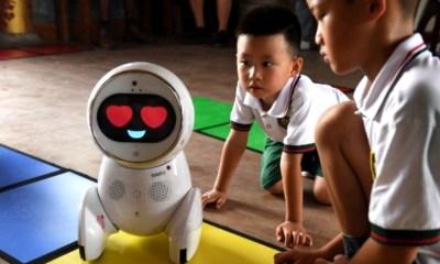 'Keeko' el maestro robot