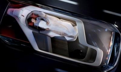 coche–cama autónomo