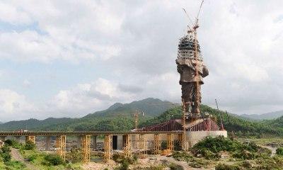 dos estatuas más grandes del mundo
