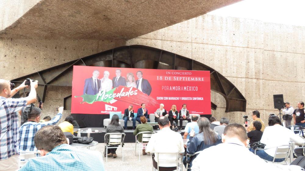 Mocedades celebra sus 50 años de trayectoria con concierto 'Por Amor a México' IMG_0336