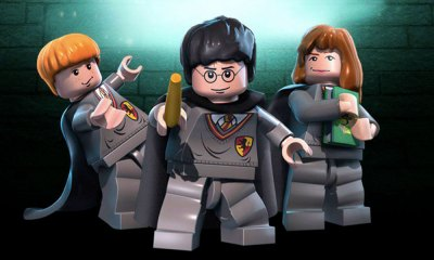 colección remasterizada de 'Lego Harry Potter'