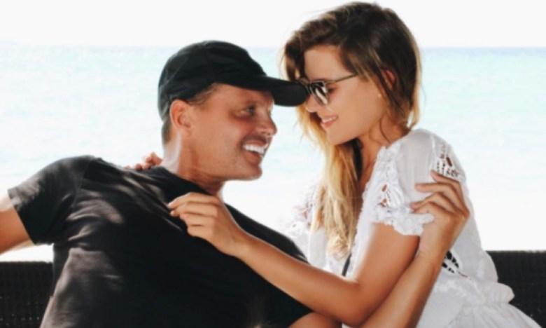 Luis Miguel no reconoce a Michelle Salas