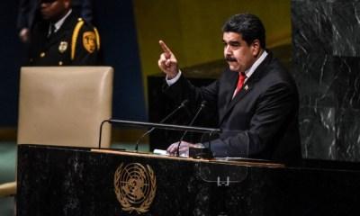 Maduro quiere reunirse con Trump