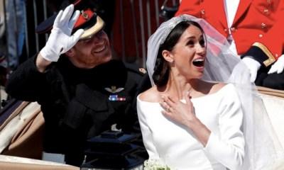 Meghan Markle reveló secreto sobre su vestido