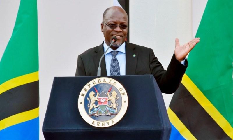 Presidente de Tanzania pide a las mujeres no usar anticonceptivos Presidente-de-Tanzania-2