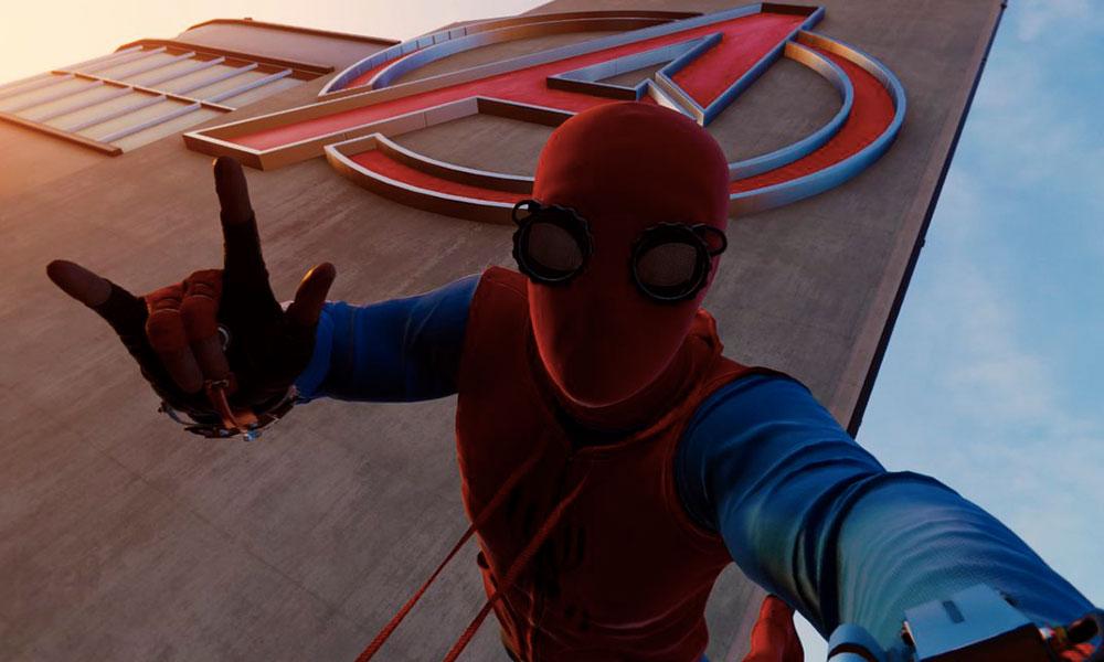 El tour de fotos del Universo Marvel en Spider-Man causa spoilers en redes Sipder-Man-tour-03