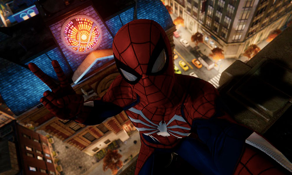 El tour de fotos del Universo Marvel en Spider-Man causa spoilers en redes Sipder-Man-tour-05