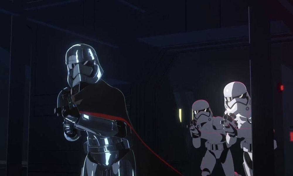 fecha de estreno de 'Star Wars Resistance'