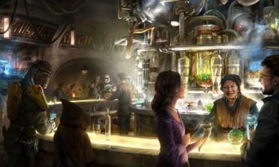 habrá una cantina en Disneyland