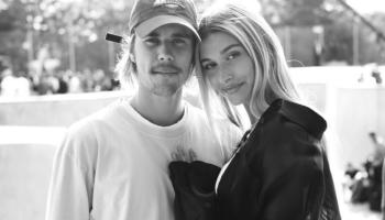 Justin Bieber le dio una serenata a Hailey Baldwin