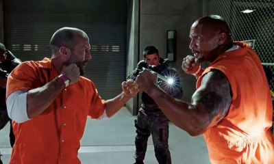 'Hobbs and Shaw' spin-off de 'Fast and Furious'