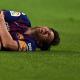 Messi se fracturó el brazo