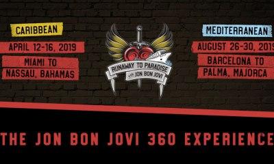 Bon Jovi de crucero con fans