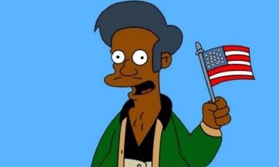Piden firmas para que regrese Apu a los Simpson