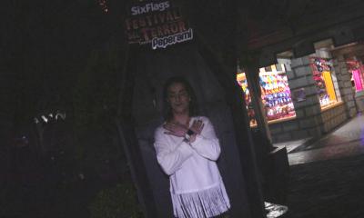 'Ataúd Challenge' de Six Flags México