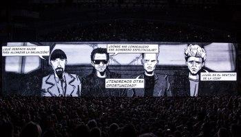 Bono duda hacer otra gira de U2