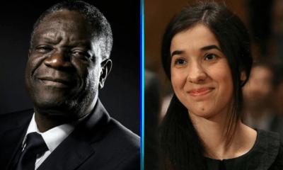 Nobel de la Paz 2018