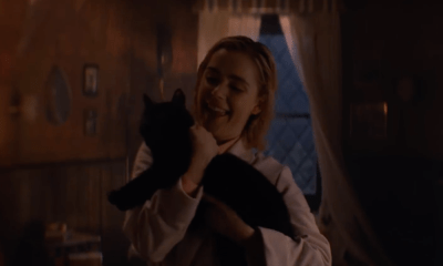 Salem en 'Chilling Adventures of Sabrina'