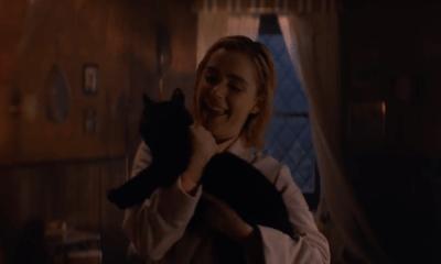 Salem en 'Chilling Adventures of Sabrina'