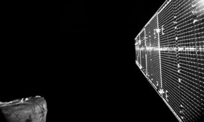 sonda espacial rumbo a Mercurio