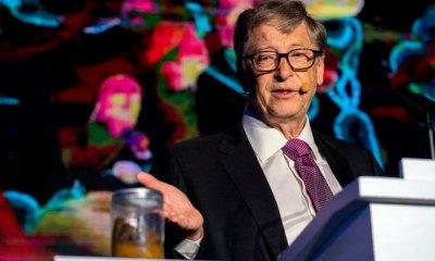 Bill Gates diseñó un inodoro
