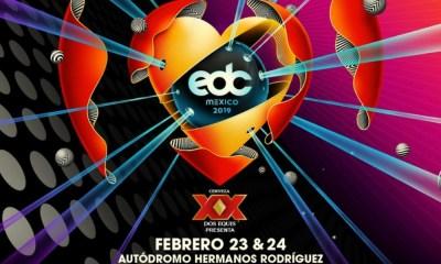 Cartel EDC México 2019