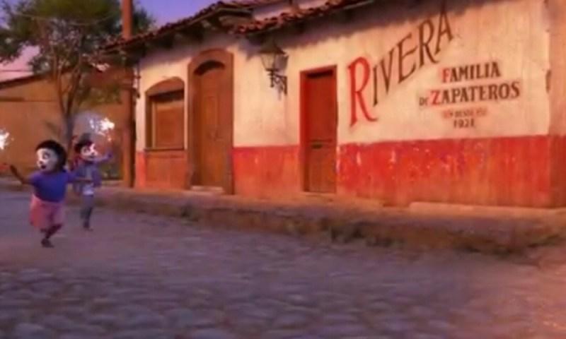 Cómo vivir la película de 'Coco' este Día de Muertos en México Casa-de-Miguel-de-Coco