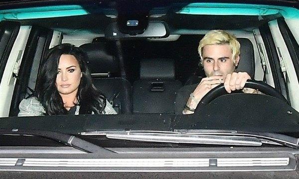 Demi Lovato abandonó la clínica de rehabilitación y podría tener nuevo novio Demi-Lovato-Henri-Levy-600x360