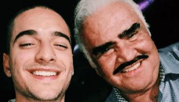 Maluma quiere colaborar con Vicente Fernández