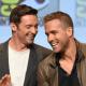 Ryan Reynolds respondió a Hugh Jackman
