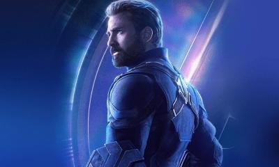 Chris Evans seguirá como Capitán América