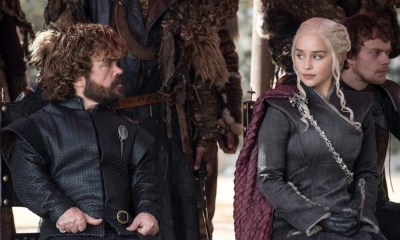 Lanzan primer teaser del final de 'Game of Thrones'