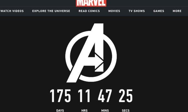 Inicia la cuenta regresiva hacia 'Avengers 4' Marvel-Studios-Avengers-4-600x360