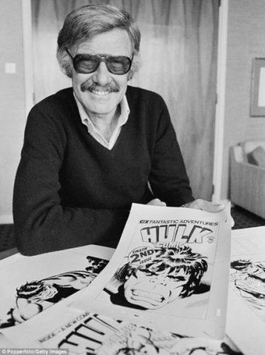 La súper semilla que Stan Lee plantó con sus cómics Stan_Lee_1-374x500