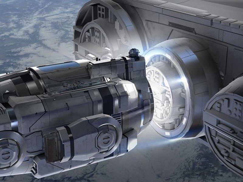 'Star Wars: Galaxy's Edge'