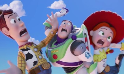 Teaser trailer de 'Toy Story 4'