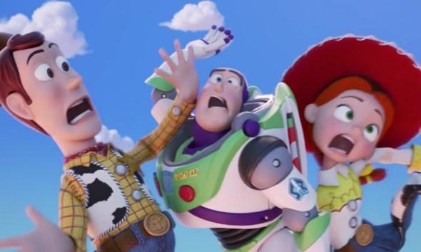 Teaser trailer de 'Toy Story 4'
