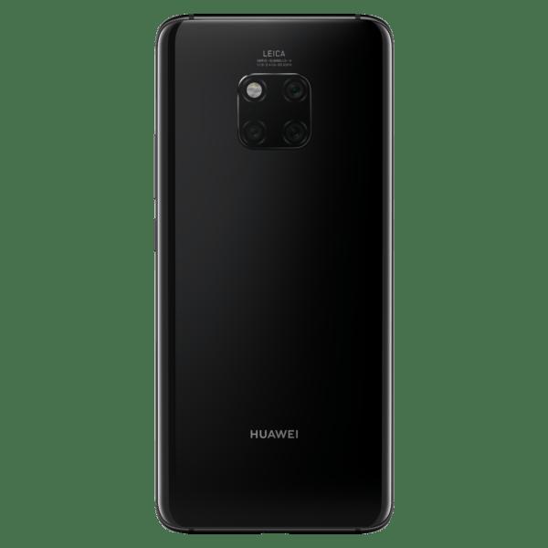 Huawei Mate 20 Pro llegó a México: un teléfono con inteligencia superior black_back