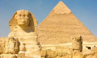 cómo construyeron las pirámides de Egipto