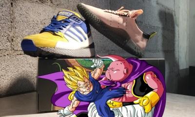 penúltimo capitulo de la colección Adidas Dragon Ball