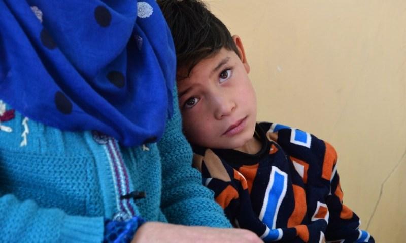 El niño 'Messi' afgano tuvo que abandonar su hogar 000_1BB1X0-600x417