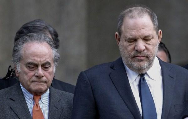 Juez niega anular cargos contra Harvey Weinstein e irá a juicio 000_1BQ8EB-600x380