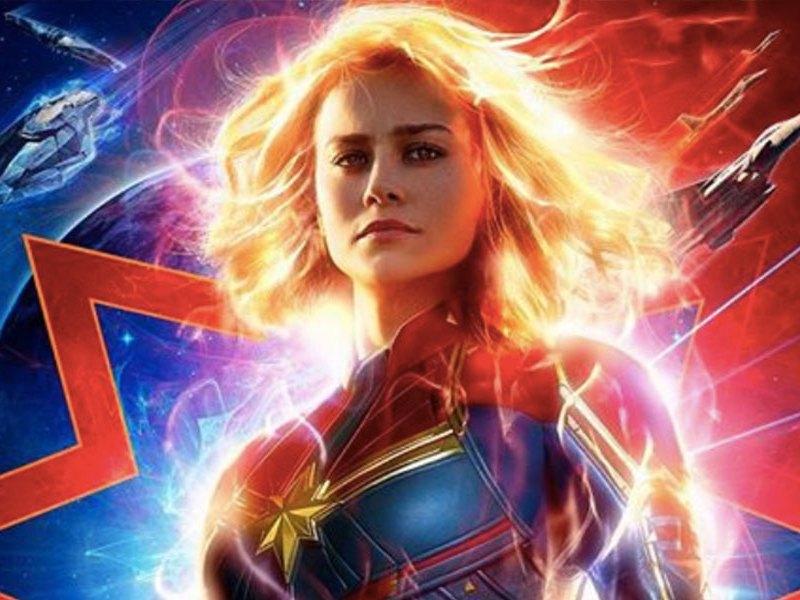 Nuevo poster de 'Captain Marvel'