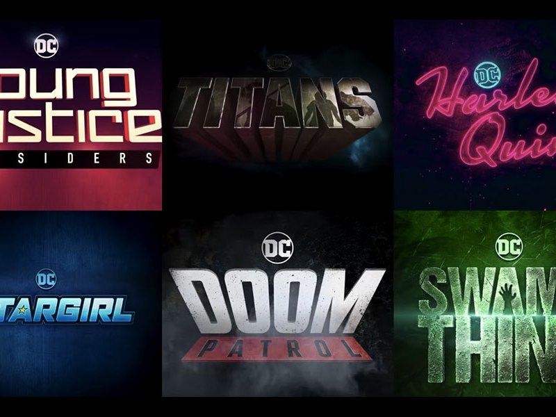 DC Comics el trailer con los estrenos de 2019