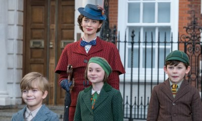 Emily Blunt sufrió momento aterrador en Mary Poppins