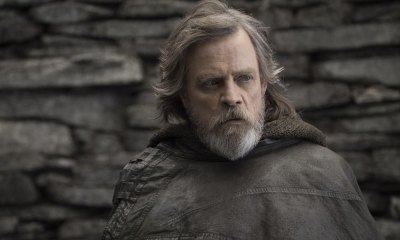 Luke Skywalker fue arrestado