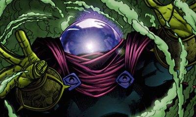 boceto de 'Mysterio'